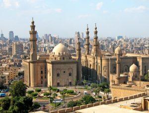 4 villes visitées d'Afrique
